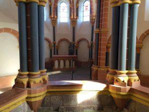 The Upper Chapel - The First Church of Vianden