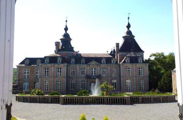 Chateau de Modave, Belgium