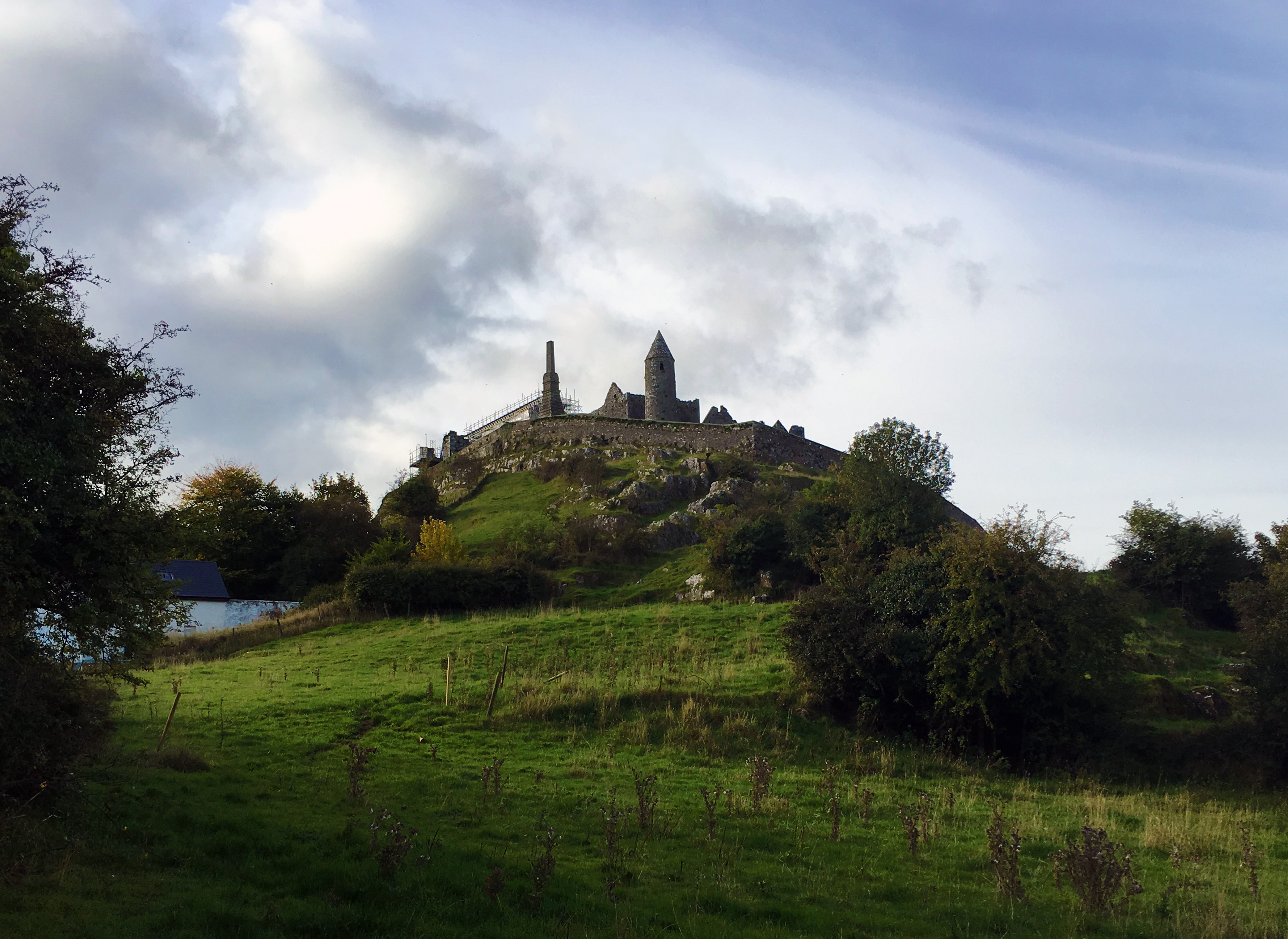 The Rock of Cashel, Tipperary Ireland