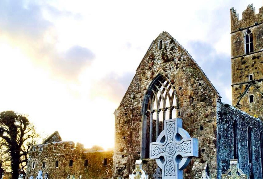 Franciscan Friary in Claregalway