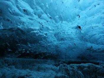 Blue Ice World