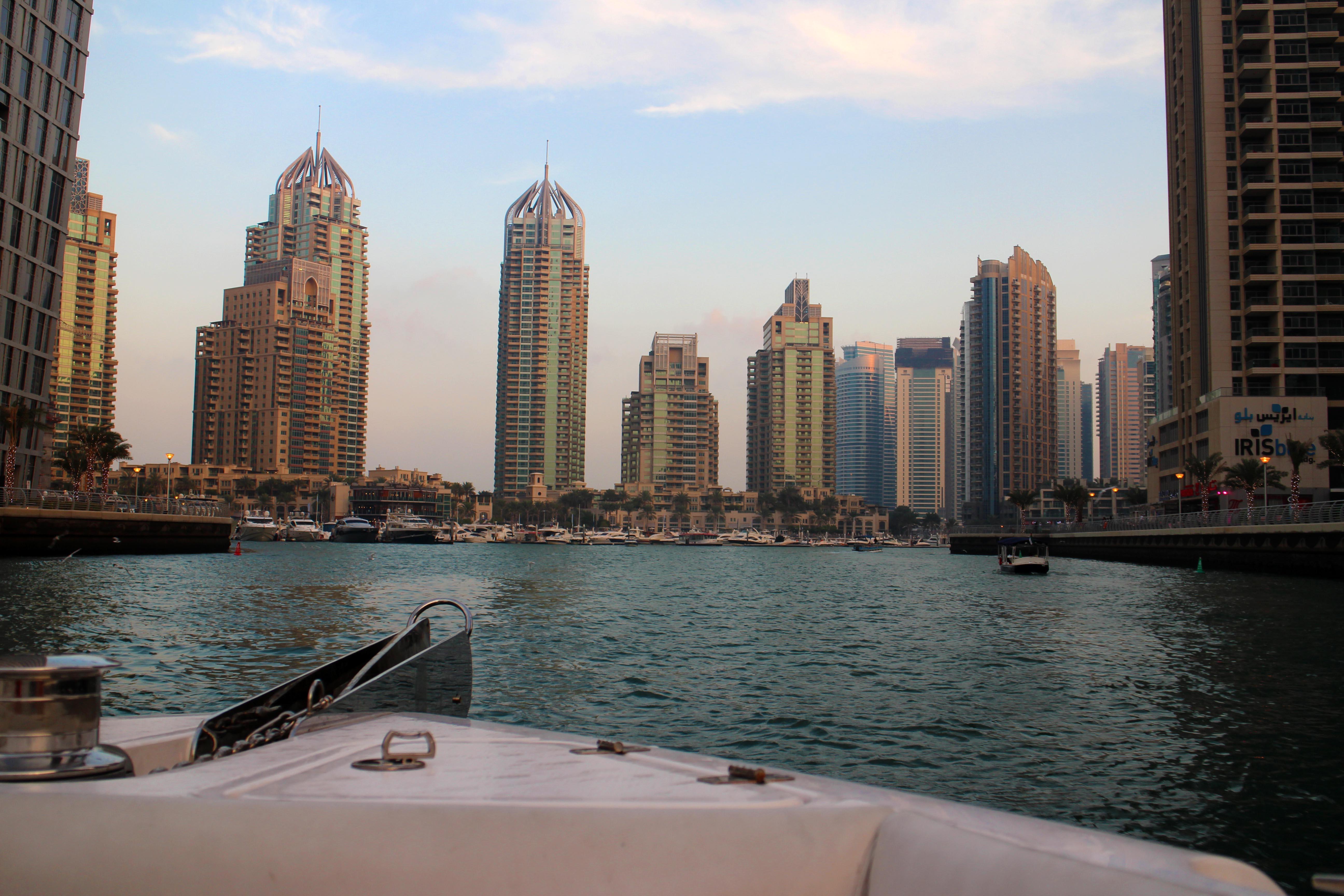 Dubai Marina Canal