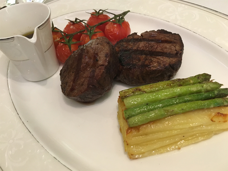 My Grilled Australian Beef Medallions
