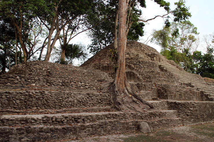 Mayan Ruins at Cahal Pech