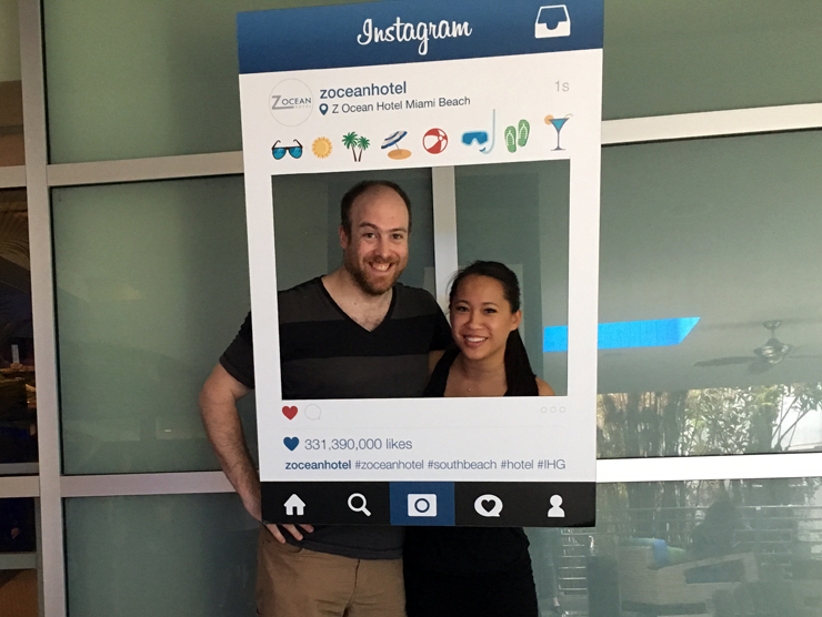 Instagram Z Ocean Hotel