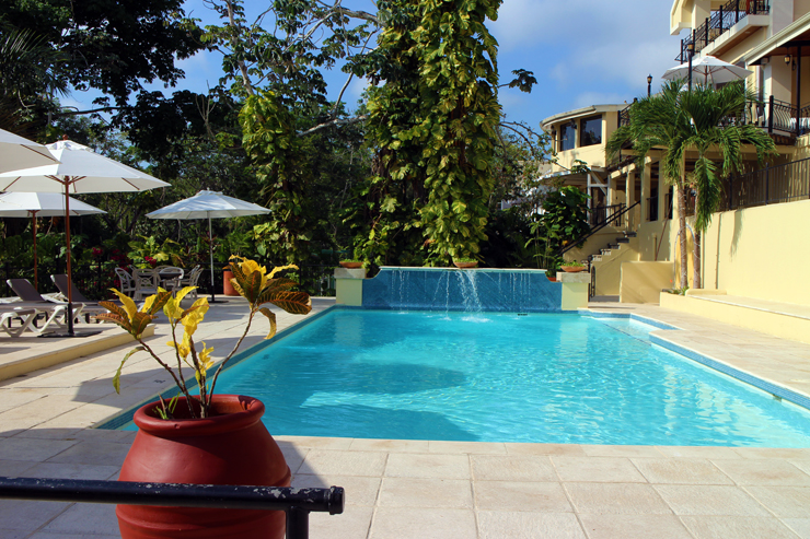 San Ignacio Resort Hotel Pool