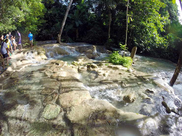Things to do in Jamaica Ocho Rios Dunn's River Falls