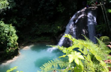 Things to do, in Jamaica Ocho Rios, Island Gully Falls