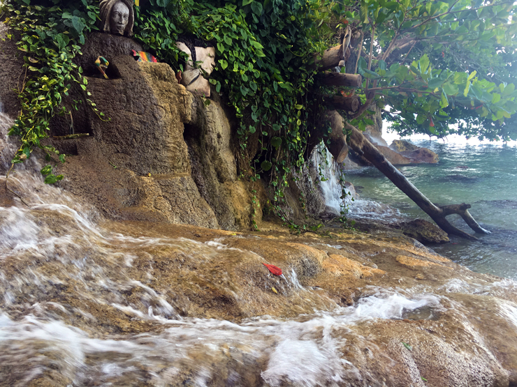 Things to do in Jamaica Ocho Rios Secret Falls Little Dunn's River Falls