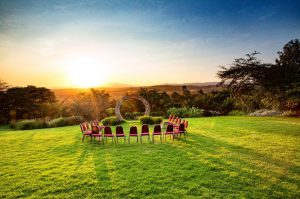 Theres nothing like witnessing an African Sunset Acacia Farm Lodgehellip