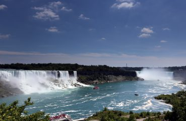 Niagara Falls, Toronto, King Tours, Hornblower Cruises