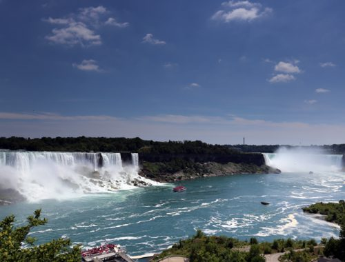 Niagara Falls, Toronto, King Tours, Hornblower Cruises