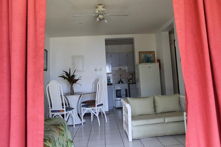 sandcastles jamaica, bedroom, airbnb