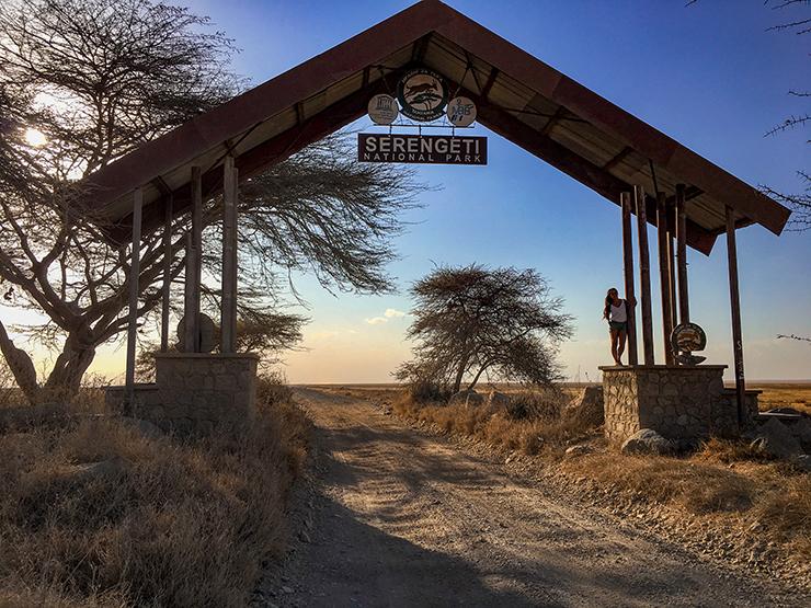 Gate to the Serengeti, Tanzania