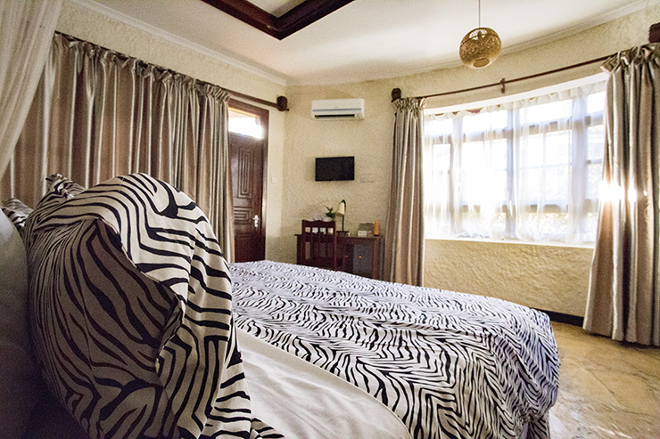 Planet Lodge, Arusha, Tanzania, Safari Accommodation