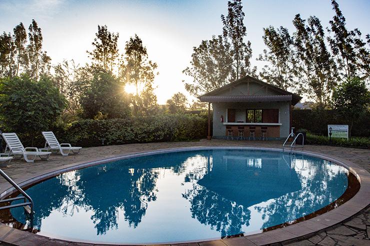 Planet Lodge, Arusha, Tanzania, Safari Accommodation