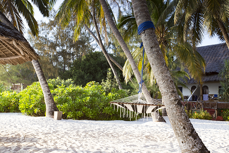 Pongwe Beach Hotel, Zanzibar, beach, infinity pool, Tanzania