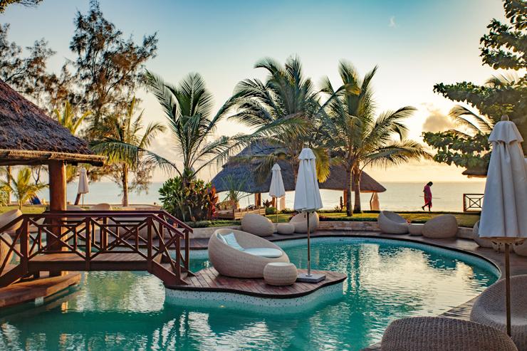 Tulia Zanzibar Beach Resort And Room