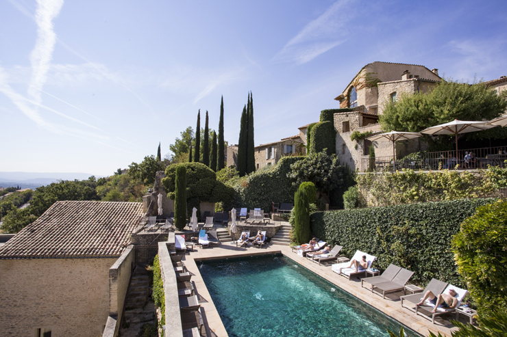 Crillon Le Brave, Provence, France, Cote D'azure, south of france, luxury getaway