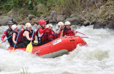 Desafio, desafio adventure company, costa rica, adventure, la fortuna, rapelling, canyoning, white water rafting, rio balsa