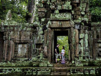 Exploring Cambodia