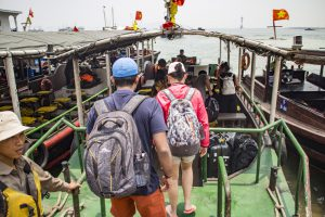 Indochina Junk Dragon Legend Cruise