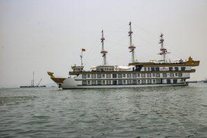 Indochina Junk Dragon Legend Cruise