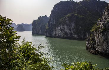 Bai Tu Long Bay with IndoChina Junk