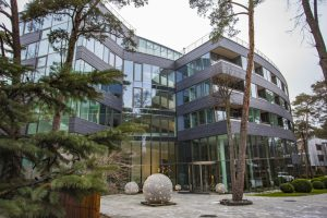 Palanga SPA Luxury Hotel