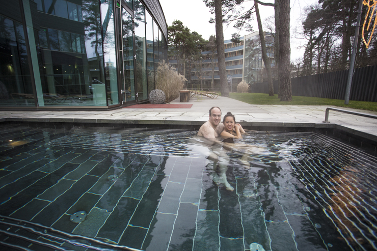 The Palanga SPA Luxury Hotel