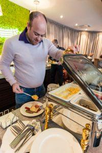 Savoy Boutique Hotel Tallinn, Restaurant Mekk