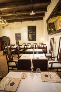 Restaurant Monte Pacis at Pažaislis Monastery Kaunas Lithuania