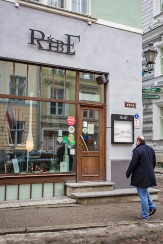 Ribe Tallinn