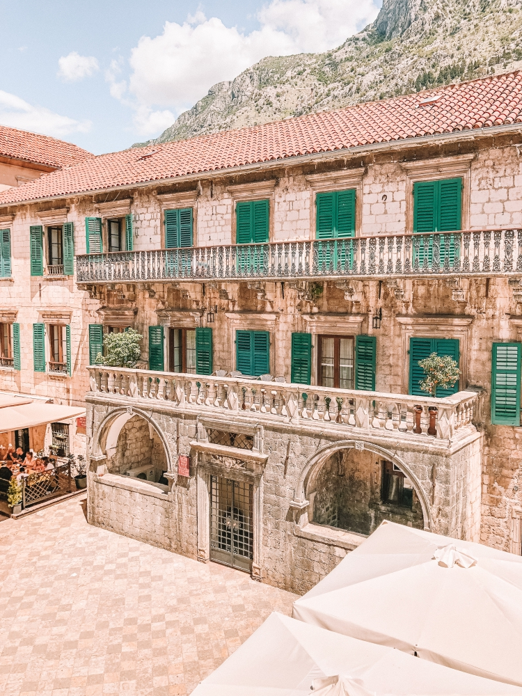 Astoria Boutique Hotel Kotor