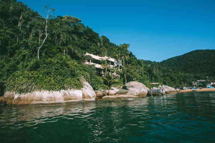 Ilha Grande, Brazil, Vila Pedra Mar, Honeymoon