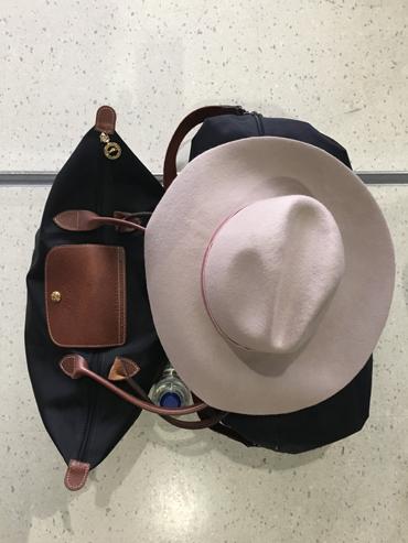 Hand bag and weekend bag